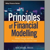 Principles of financial modelling by Michael Rees