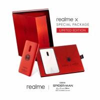 Realme X 8/128 GB SPECIAL EDITION SPIDERMAN GARANSI RESMI