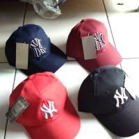 Topi Baseball New York Pria