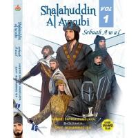Komik Shalahuddin Al Ayyubi Seri 1