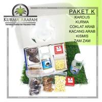 Paket K Oleh Oleh Haji Umroh ARAFAH