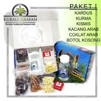 """Paket """"I"""" Oleh Oleh Haji Umroh murah tanpa air zam"""