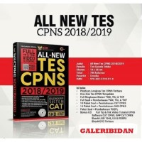 All new Tes CPNS 2018/2019 Bonus CD Sistem CAT