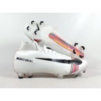 Sepatu Bola Mercurial Superfly VI CR7 Level Up FG Replika Impor