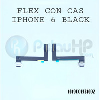 FLEXIBLE CONNECTOR CHARGER IPAD 6 BLACK