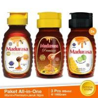 Paket All-in-One Madurasa Botol 3x150gr