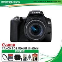 CANON EOS 200D MARK II EF-S 18-55 IS STM KAMERA CANON DSLR PAKET COMBO