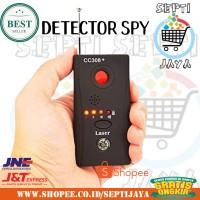 Baru KAMERA KECIL TERSEMBUNYI Detector spy deteksi kamera pengintai