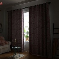 Shade Curtain Clouds Printed Sunblind Home Window Living - S7