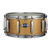 SNARE DRUM PEARL MASTER MAPLE BOMBAY GOLD SPARKLE MT1465S