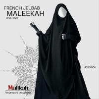 JETBLACK French Jilbab Khimar Cadar Niqab Bandana ABAYA MALIKAH