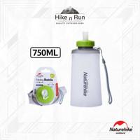 NH Botol Air Minum Silicone Mini Sport Bottle 750ml (White)