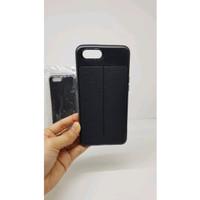 Auto Focus Realme C1 6.2 inchi Leather Soft Case Realme RMX1811 AutoFo