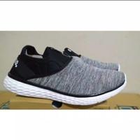 sepatu running sneakers Nineten osaka abu putih hitam