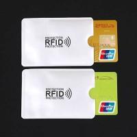Anti RFID pelindung Kartu Kredit