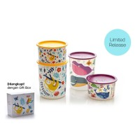 Nature Canister 4 Free Giftbox Toples Bos
