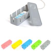 🚀 Honana HN-B60 Colorful Cable Storage Box Large 🚀