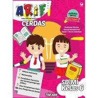 Buku Arif Cerdas Untuk Sekolah Dasar Kelas 6 K 13, Grasindo