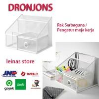 DRONJONS Pengatur Meja / Organizer Meja