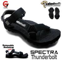 SABERTOOTH Sandal Gunung Traventure Spectra Thunderbolt size 38 s/d 47