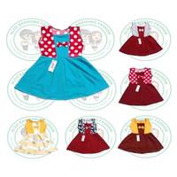 Baju Anak Perempuan Dress Anak Baju Dress Bayi Lucu