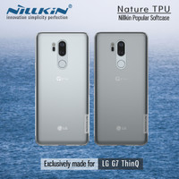 LG G7 ThinQ NILLKIN Nature Soft Case Softcase