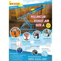 PELUNCUR ROKET AIR TYPE PS-820