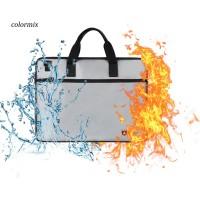 Grosir Clmx Tas Handbag Anti Api dengan Strap Bahu untuk Dokumen
