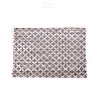 Flora Seagrass Placemat in Grey (Set of 2)