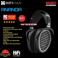 HIFIMAN Ananda High Fidelity Open-Back Planar Magnetic Headphones
