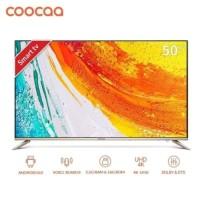 Coocaa 50 inch Led TV android TV 4K 50S5G Garansi Resmi