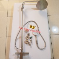 Shower Coloumn set /Shower Mandi/ Shower Tiang / Kran Panas Dingin