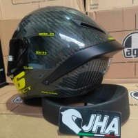 AGV Pista Corsa Spoiler - Original 100% - Matte Black Colored
