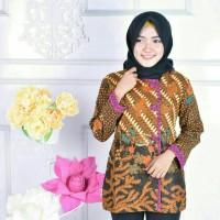 """Tunik Batik """"Kembang Jarak"""""""