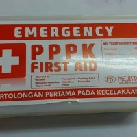 KOTAK P3K FITST AID (ISI SESUAI PIC)