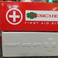 KOTAK P3K + 10 FIRST AID KIT HOME & CAR RESCUE
