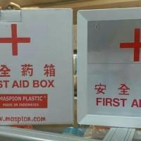 KOTAK P3K FIRST AID BOX (MASPION BOX)