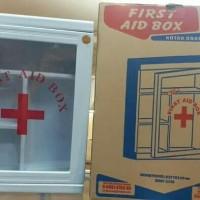 KOTAK P3K EXCLUSIVE FIRST AID BOX (312 x 115 x 442mm)