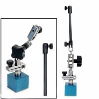 Hot Flexible Dial Indicator Gauge Magnetic Stand Base Holder for Dial