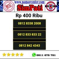 Kartu Perdana Simpati Seri Tahun 2008-0812 8338 2008 s0