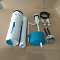 Pelampungtangki dan alat bilas closet toilet duduk dual flush LUC12
