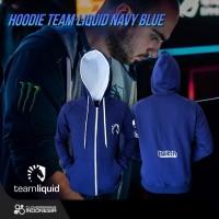 Hoodie Team Liquid Official || Jaket Jumper Miracle Navi Secret Dota