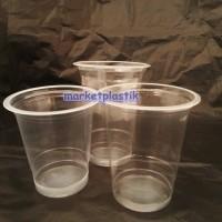 BSM CUP 12,14,16OZ@50PCS/GELAS PLASTIK/CUP/GELAS POP ICE/CUP PLASTIK