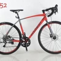 Sepeda Balap Roadbike Element FRC 52 700c