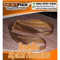 Teflon Belt Continous Band Sealer FR Series