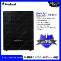 Subwoofer Audio One 115 DK Passive - Subwoofer Murah - Speaker