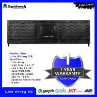 Speaker Line Array Audio One LA 115 Passive - Speaker Panggung -