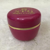 ECER : CREAM MALAM SPG EXTRA STRONG GLOWING MURAH