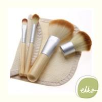 4pcs Makeup Brush Set thumbnail