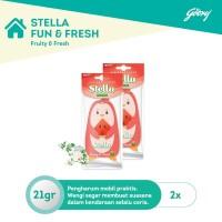 Stella Fun n Fresh - Fruity n Fresh 2pcs